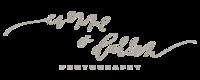 evonne + darren logo - taupe - no background