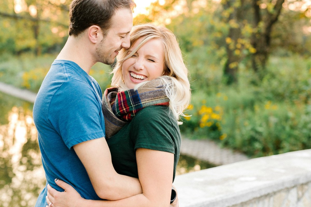 Fall Engagement Session Ideas