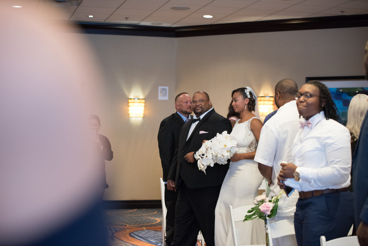 NFL Miami Dolphins Brandon Radcliff ShaKyra Radcliff Briza on the Bay Wedding Andrea Arostegui Photography-106