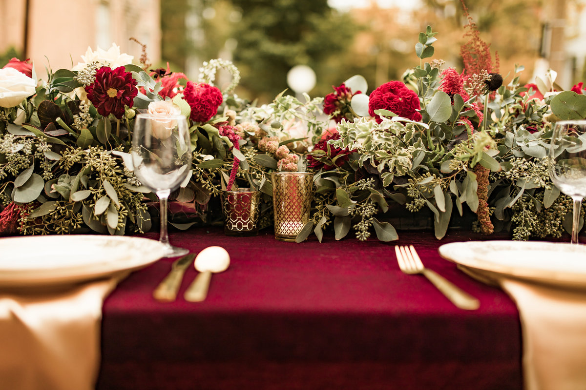 Fall Boho-Inspired Styled Shoot Lafayette Square Historic District  St. Louis, Missouri  Allison Slater Photography  Wedding Photographer104