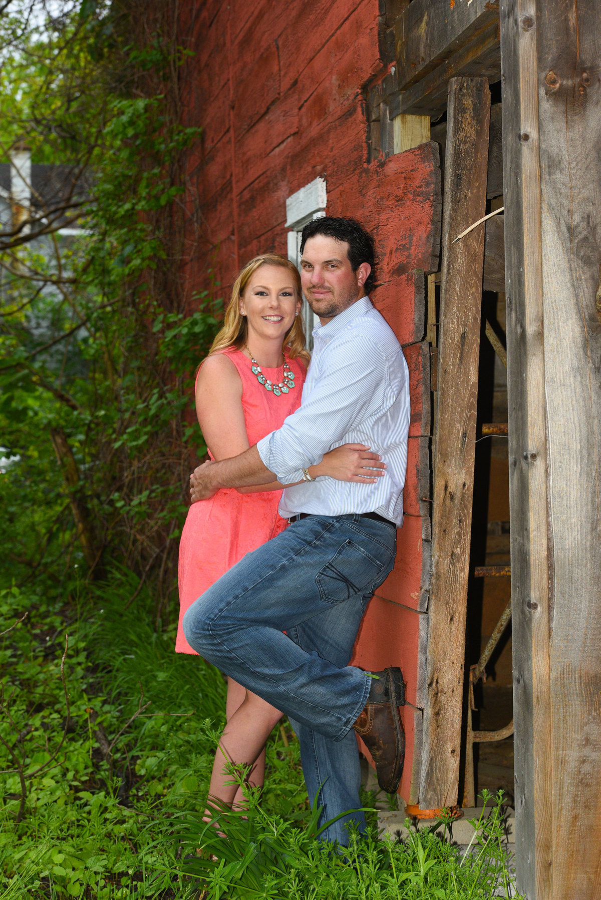 Glenmont, NY, engagement session