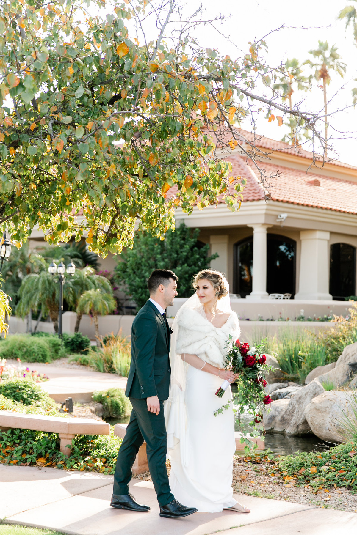 Karlie Colleen Photography - Gilbert Wedding - Val Vista Lakes - Brynne & Josh-27