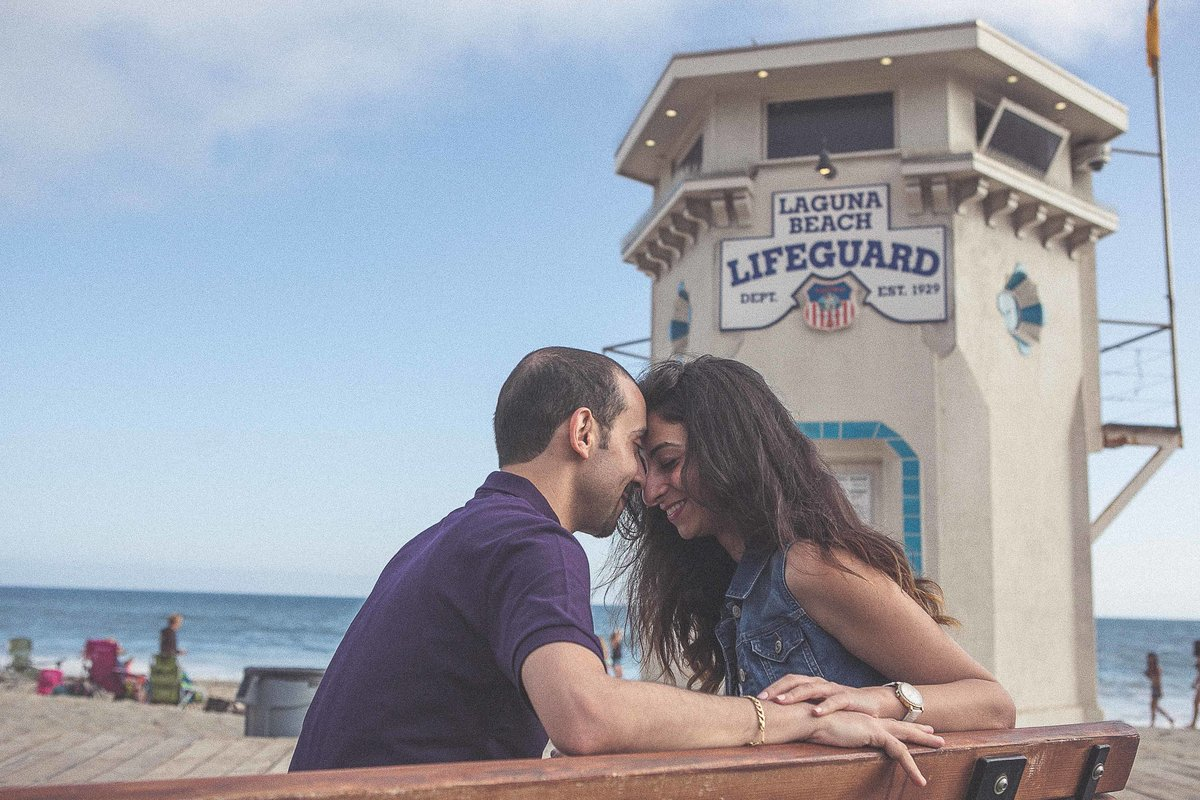 Laguna Beach Engagement Photos -2