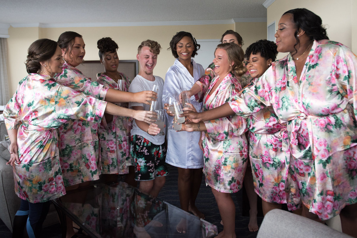 NFL Miami Dolphins Brandon Radcliff ShaKyra Radcliff Briza on the Bay Wedding Andrea Arostegui Photography-10