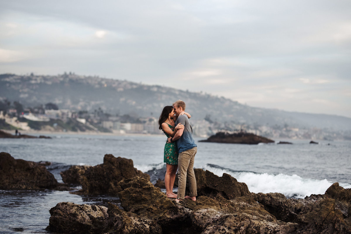 Laguna Beach Engagement Session - 053