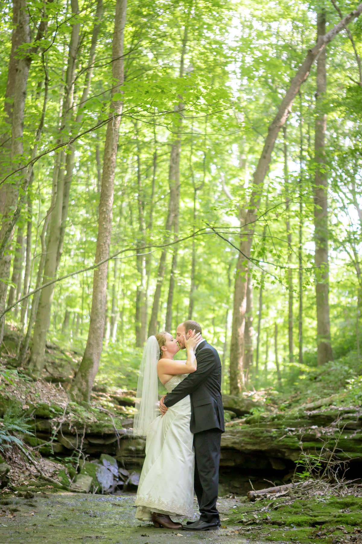 Brandt-Anna-Southern-Indiana-Barn-Wedding-Waterfall-woods-forest-rural-stream-trees-diy-photography-1a