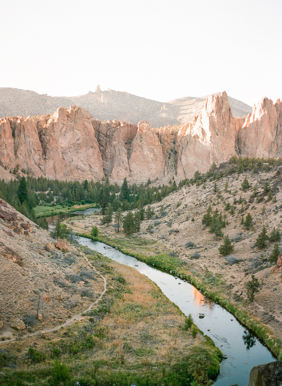 Smith Rock State Park Elopement-12
