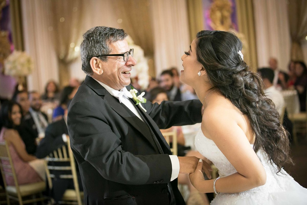 Father and Daughter Dance Los Angeles_
