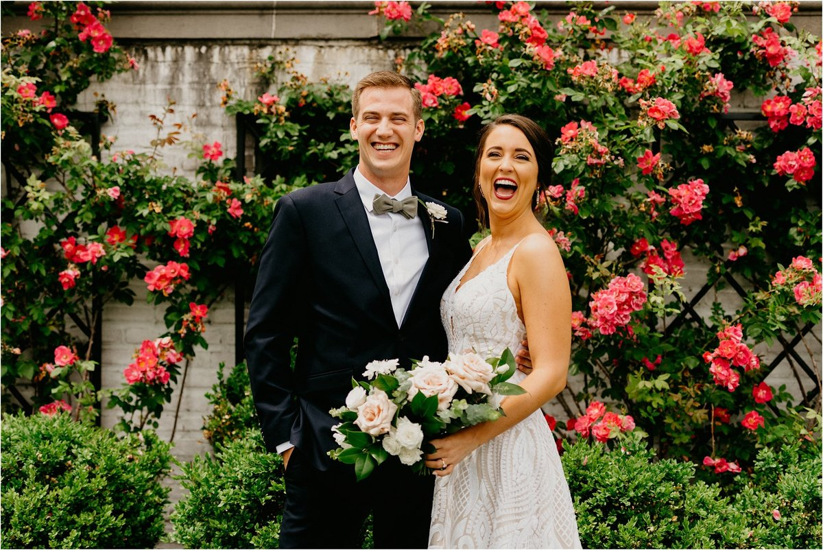 Villa Terrace Milwaukee Photography Wedding