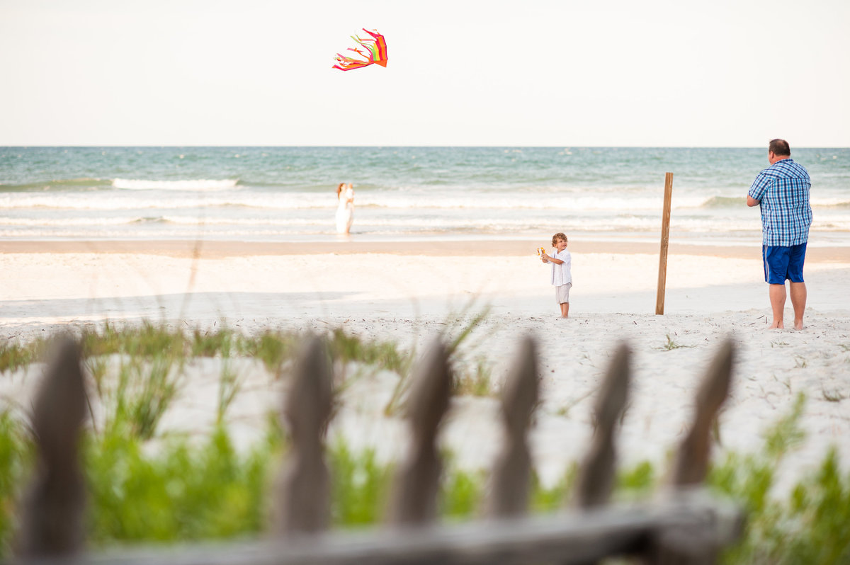 New Smyrna family photography