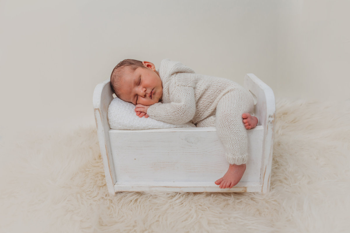 Silverdale Newborn Photographer
