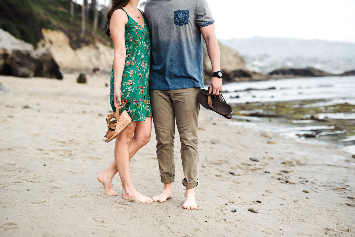 Laguna Beach Engagement Session - 041