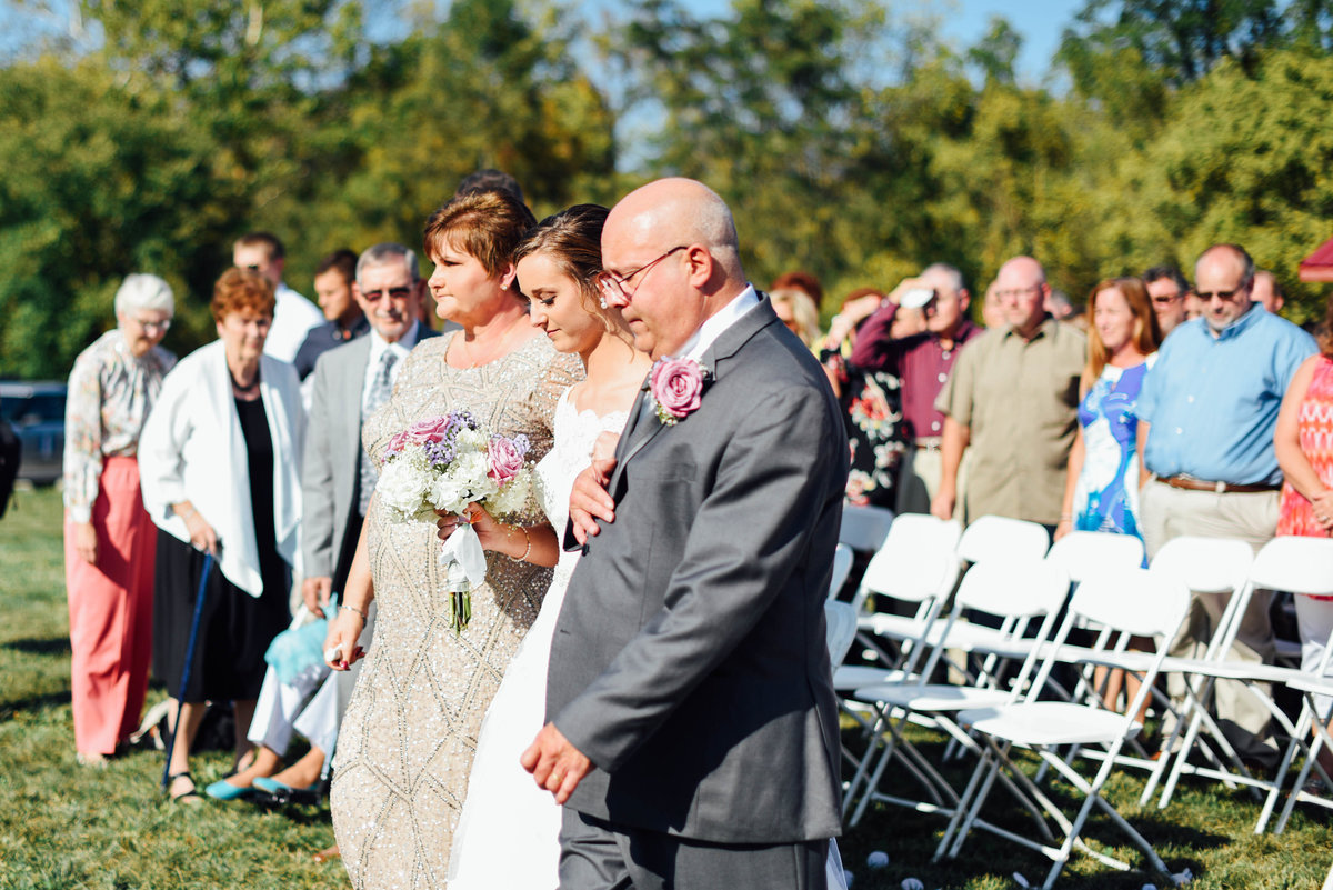 Ohio Fall Wedding Photographer