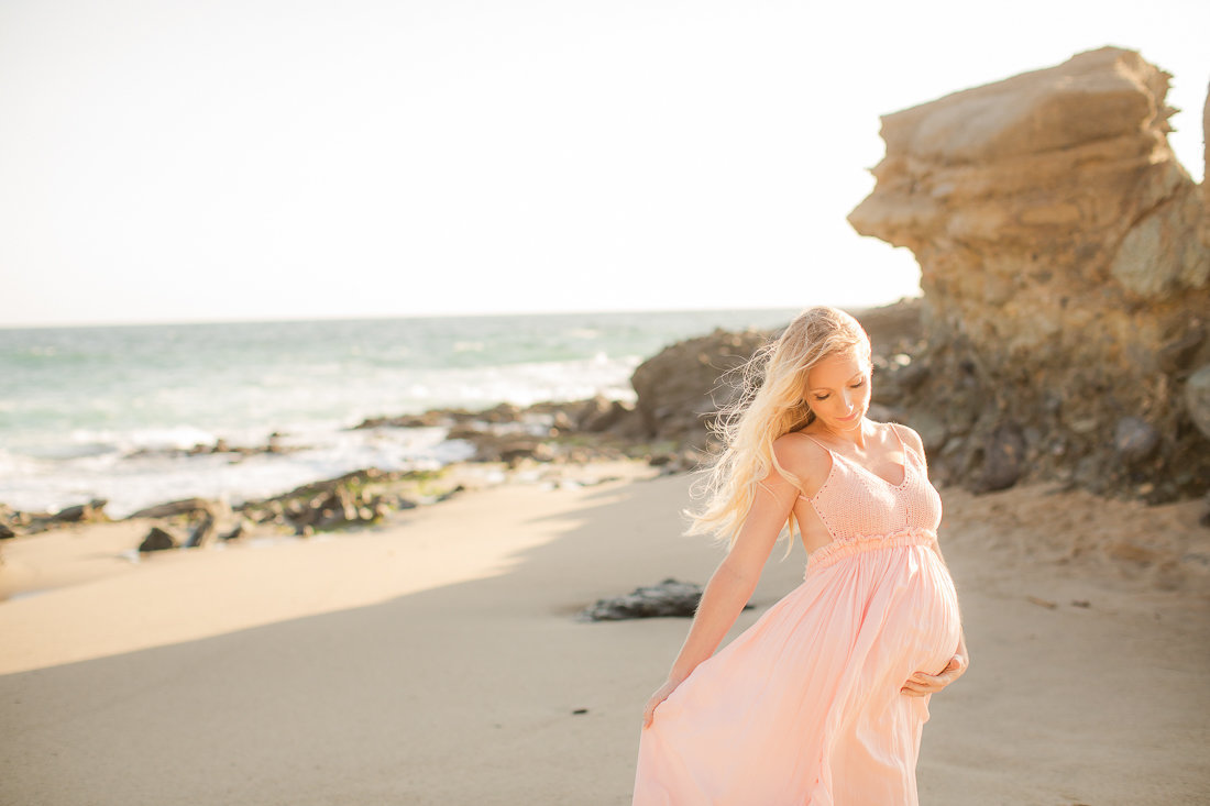 Laguna Beach Maternity Photos-6
