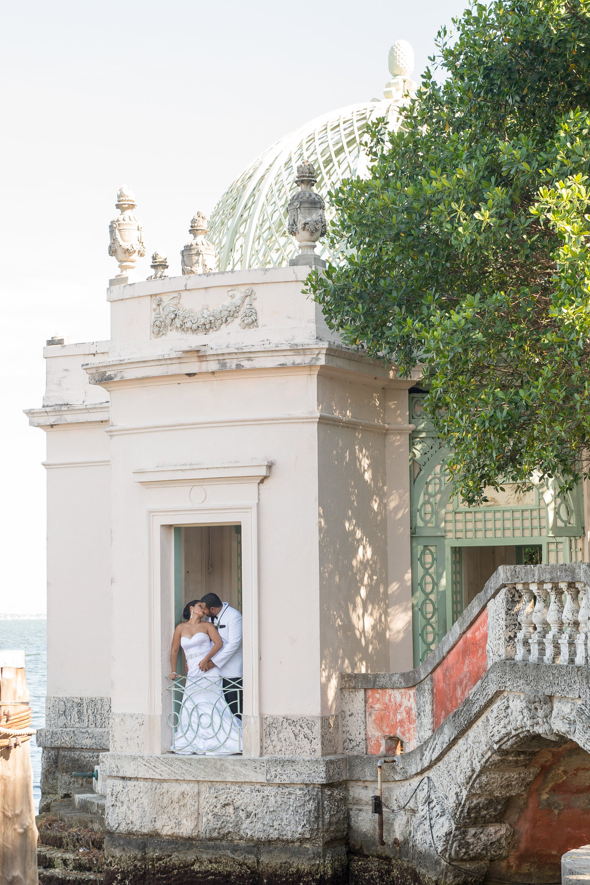 Vizcaya Wedding Photographer