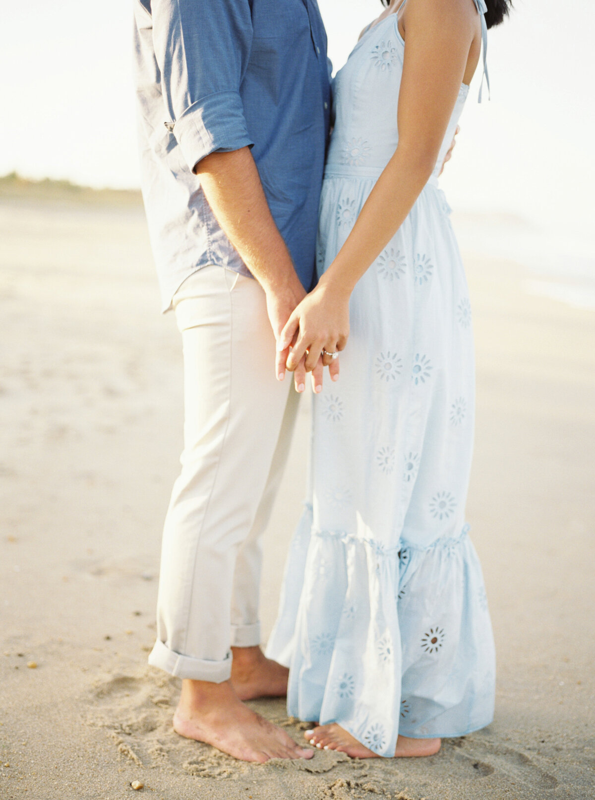 cape henlopen engagement session_10