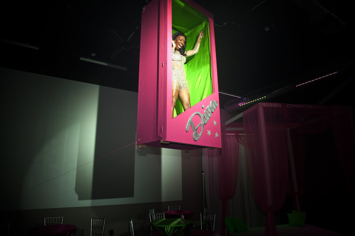 Barbie themed pink green birthday party New Jersey Event Planner NJ Event Designer 8
