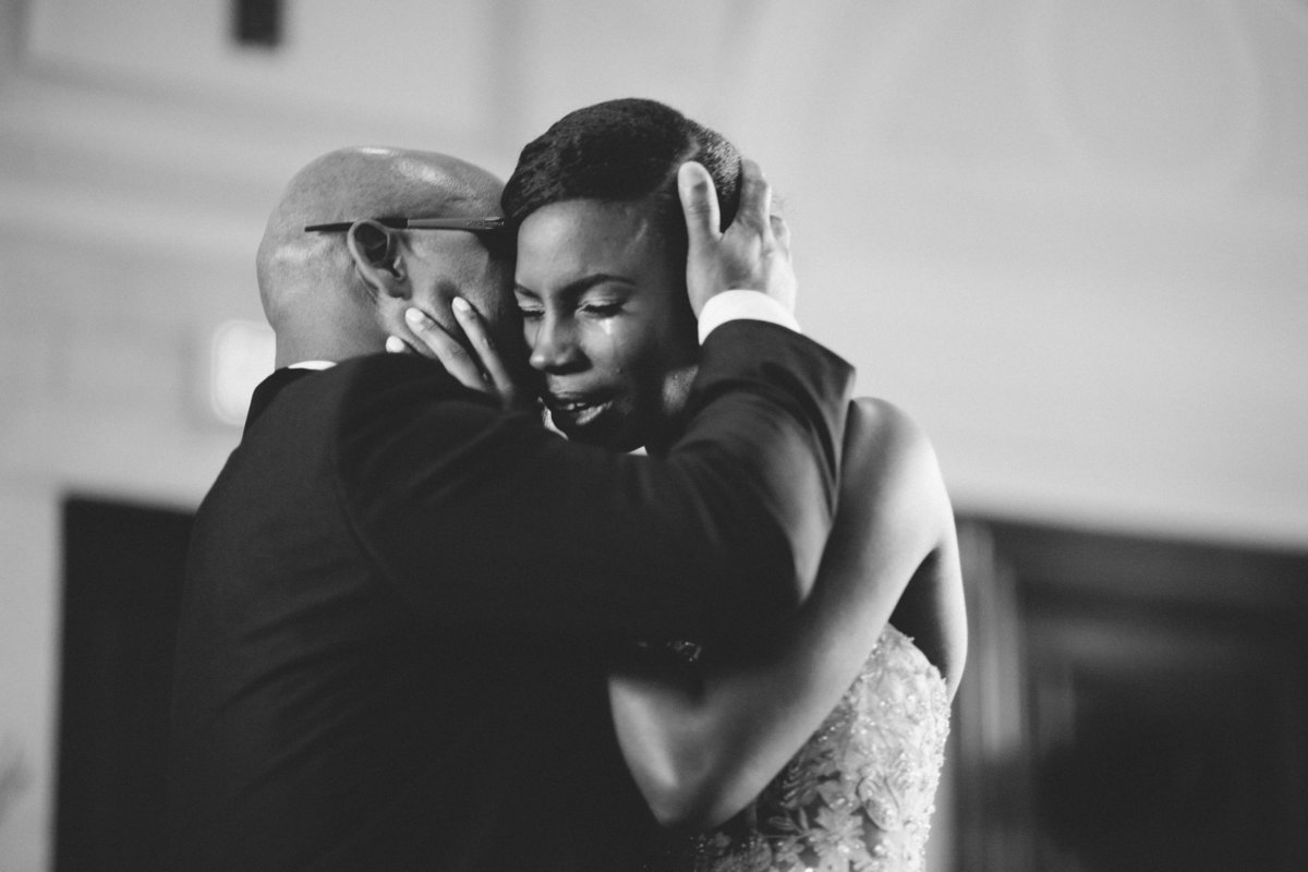 Emotional Documentary Wedding Photography
