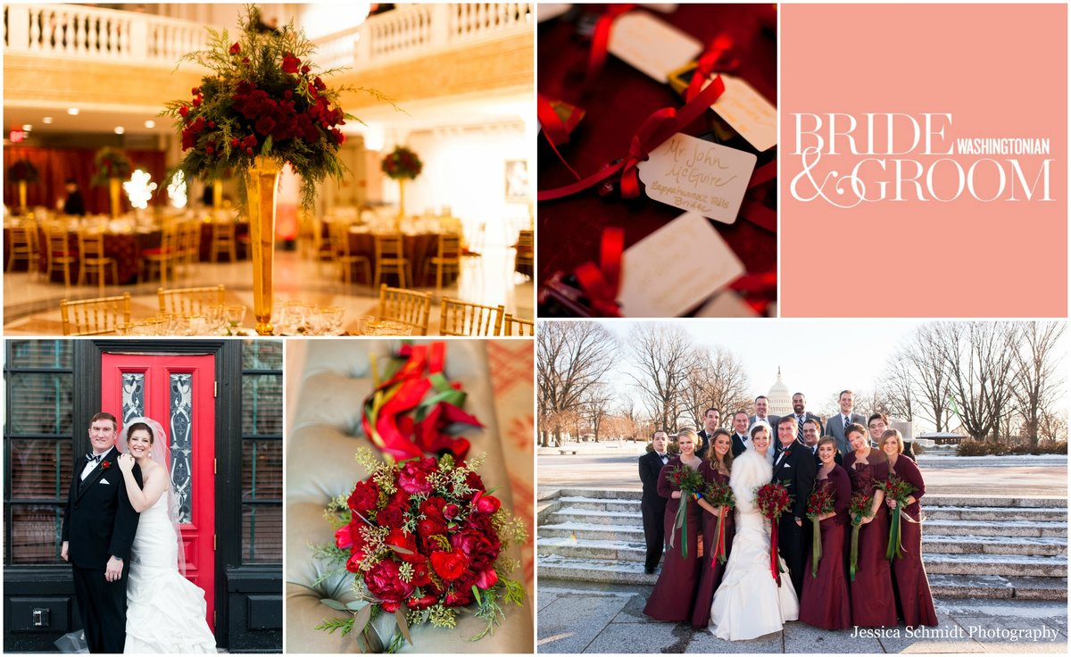 nmwa christmas wedding