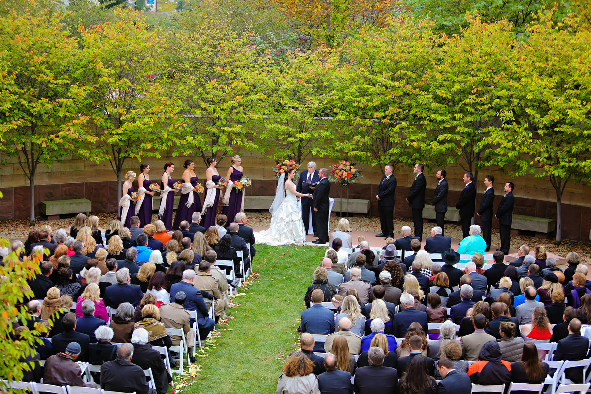 Dana & Bill  - Ceremony