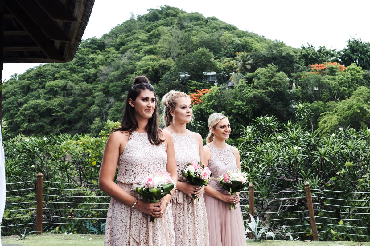 Cap Maison St Lucia Destination Wedding - 107