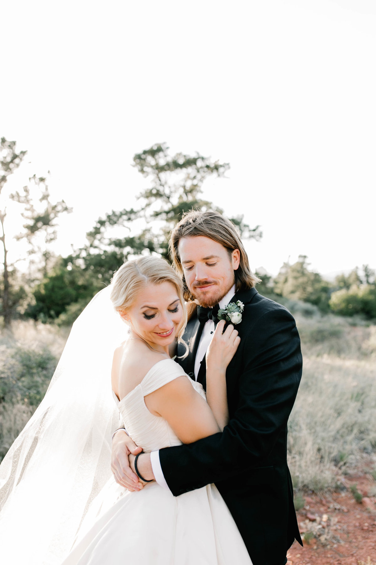 Karlie Colleen Photography -Gabrielle & Craig - Sedona wedding-1