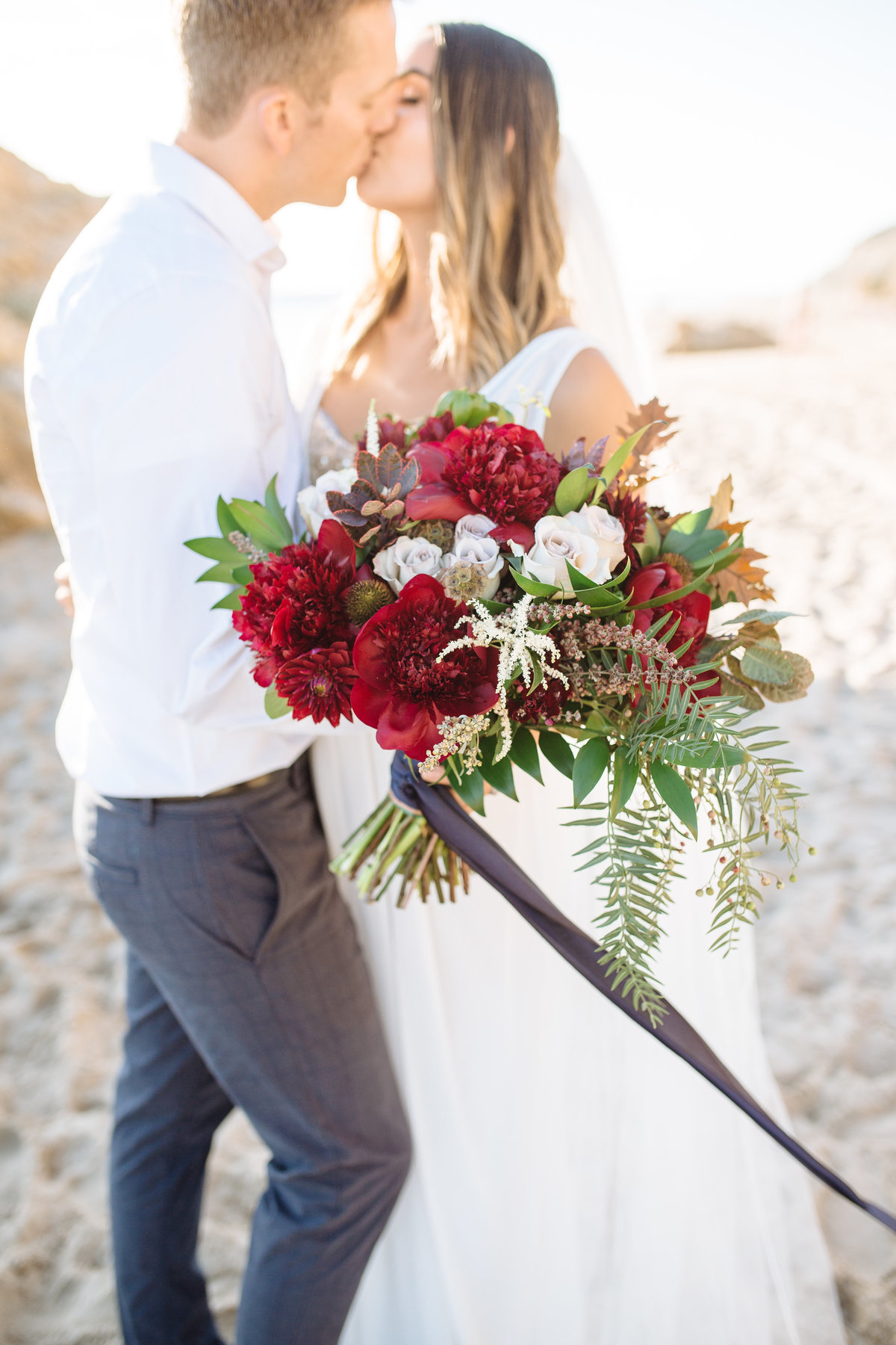 Sienna and Bryan | Beach Elopement | Orange County Wedding Photographer | Smith House Photography -113