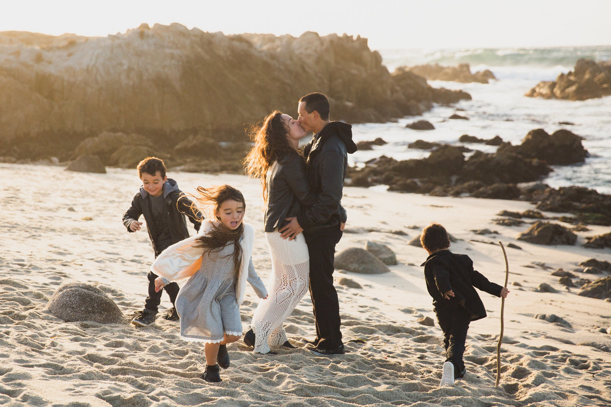 Asilomar Beach Photography