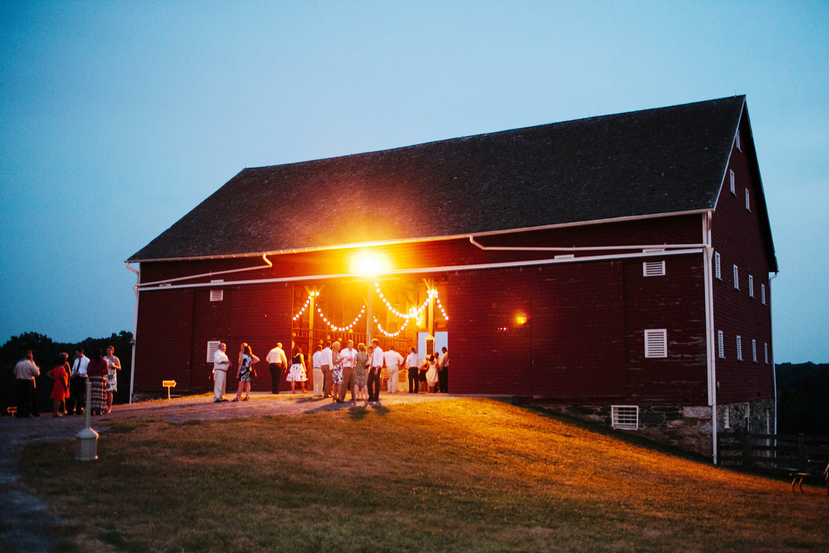 agricultural farm weddings maryland