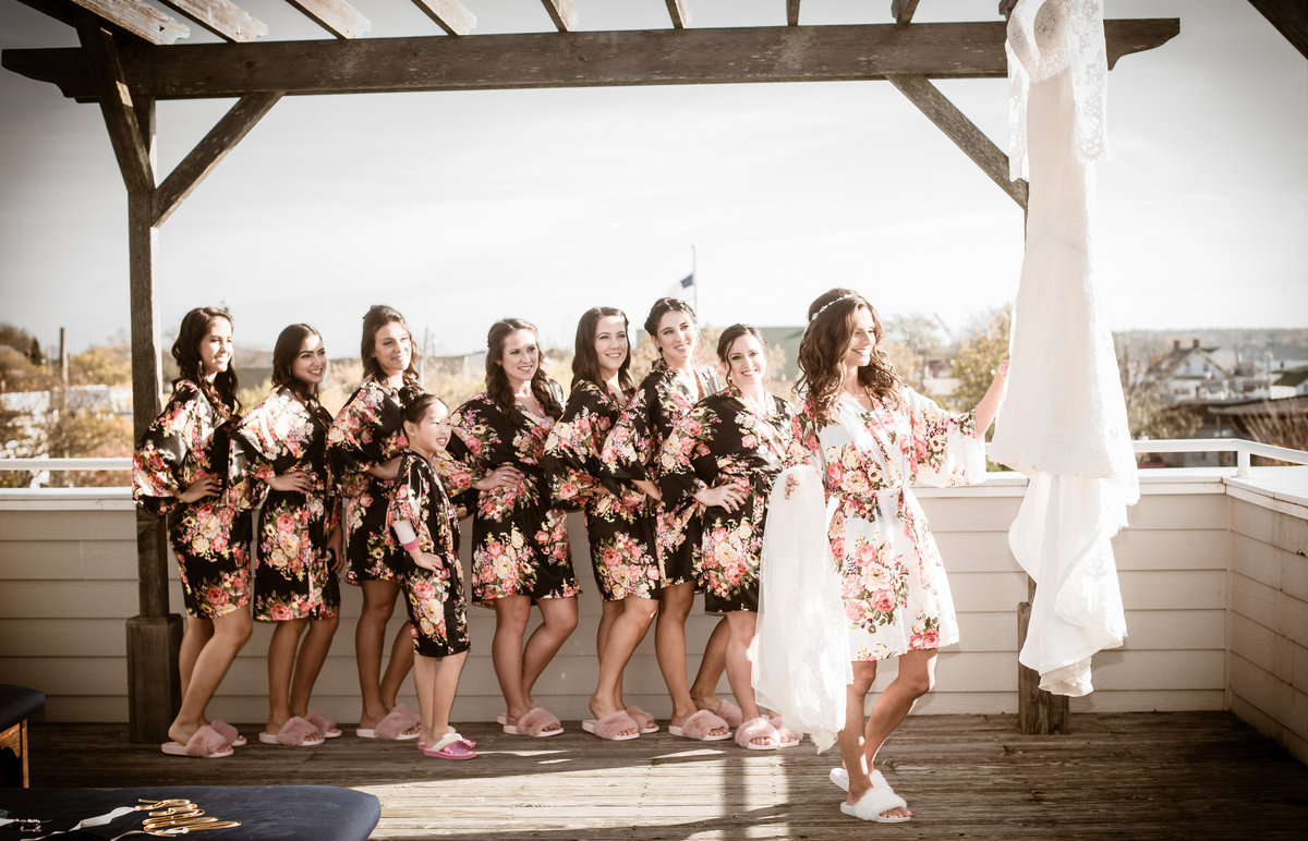 Bridesmaids - Wedding Portraits - Raphael Vineyards - Imagine Studios Photography - Wedding Photographer