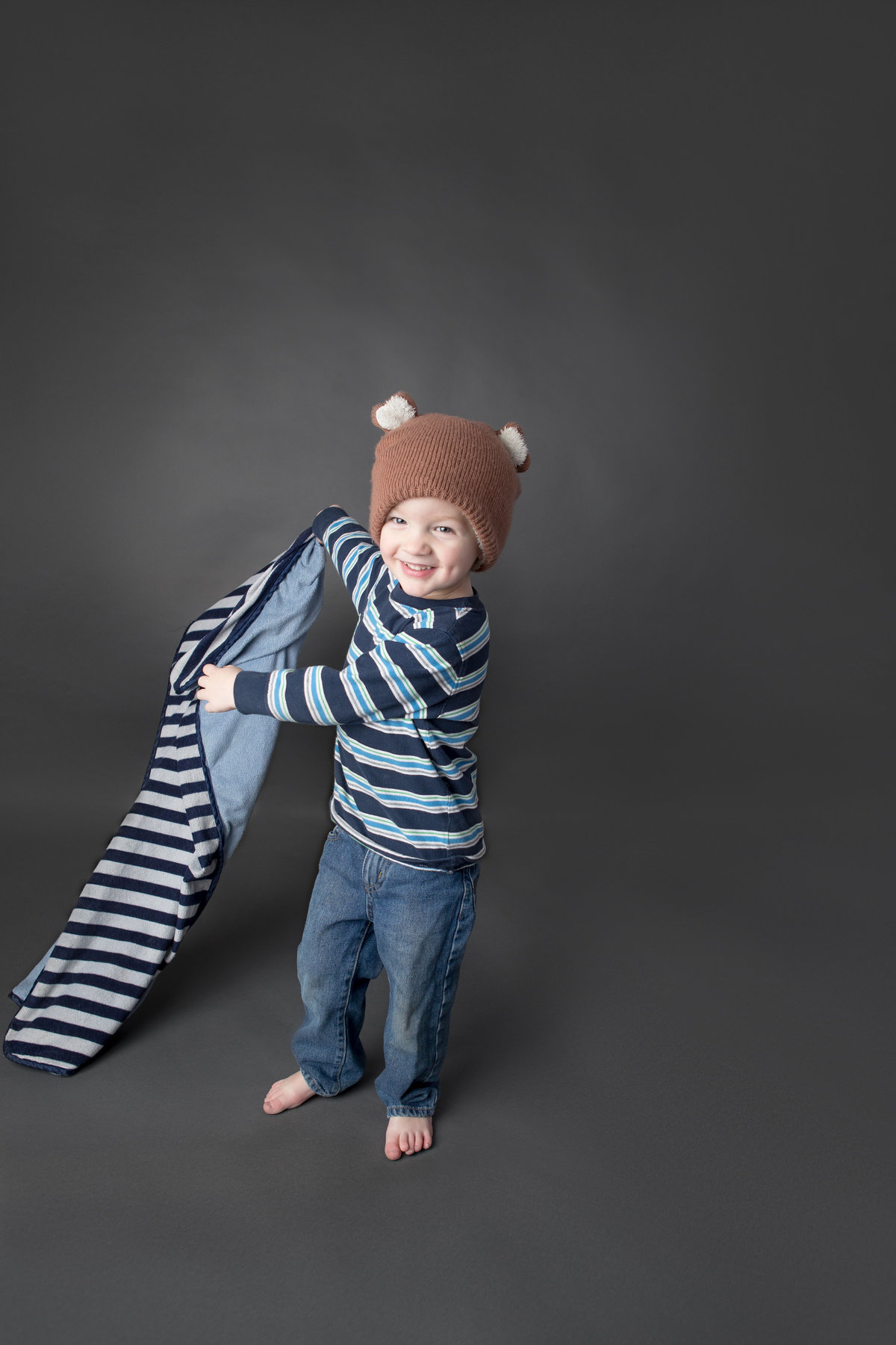 fun toddler kids photography in Cornwall NY photo studio in the hudson valley