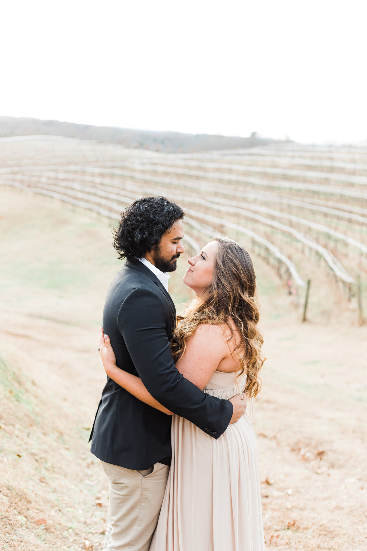 Motaluce Winery, Gainesville, GA Couple Engagement Anniversary Photography Session by Renee Jael-6