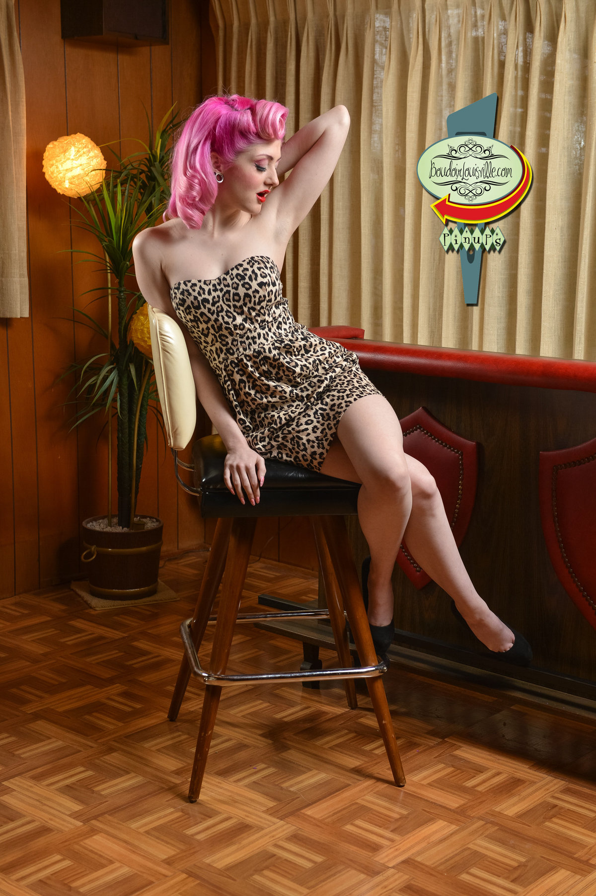 Boudoir Louisville - Pinup Girl Photography Studio - Pinup Photographers-149