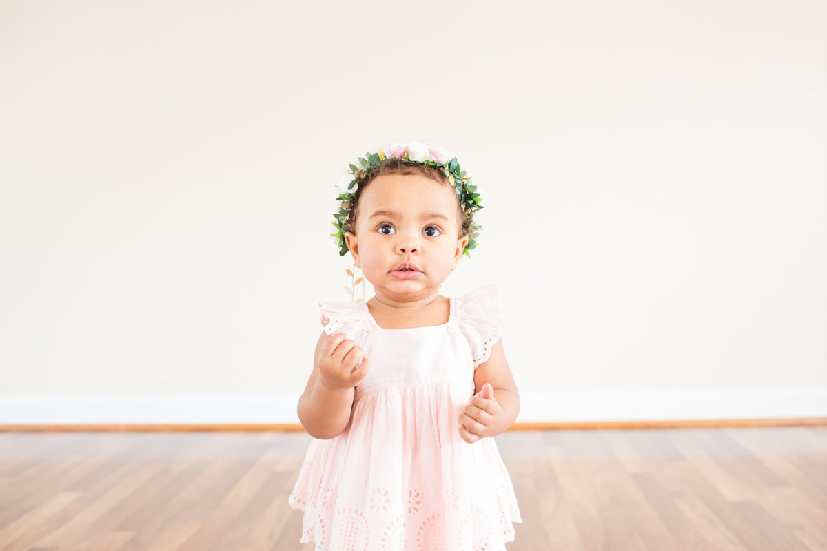 Isabella One Year and Cake Smash - Virginia Portrait Photographer - Photography by Amy Nicole-10087-62
