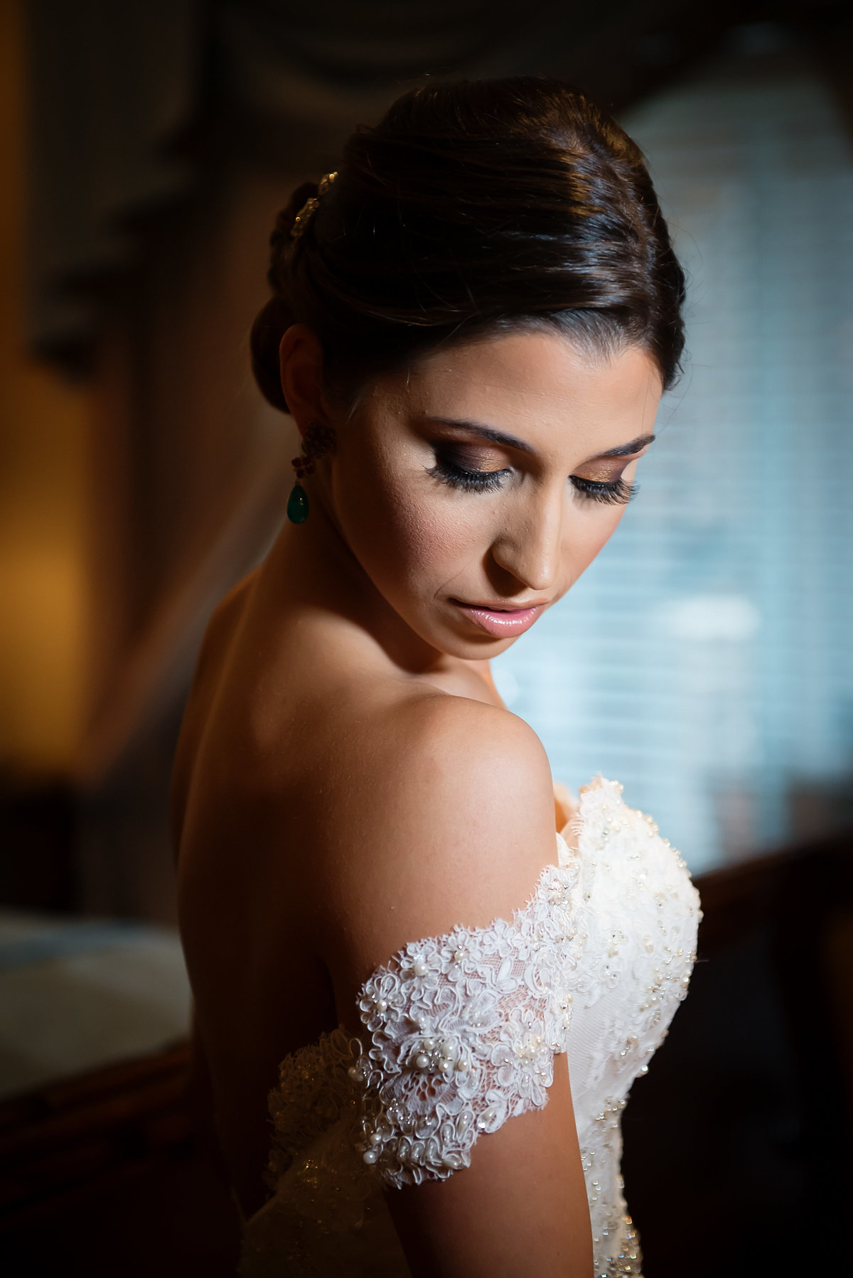 Christy Bridal Portraits Miami Wedding Photography