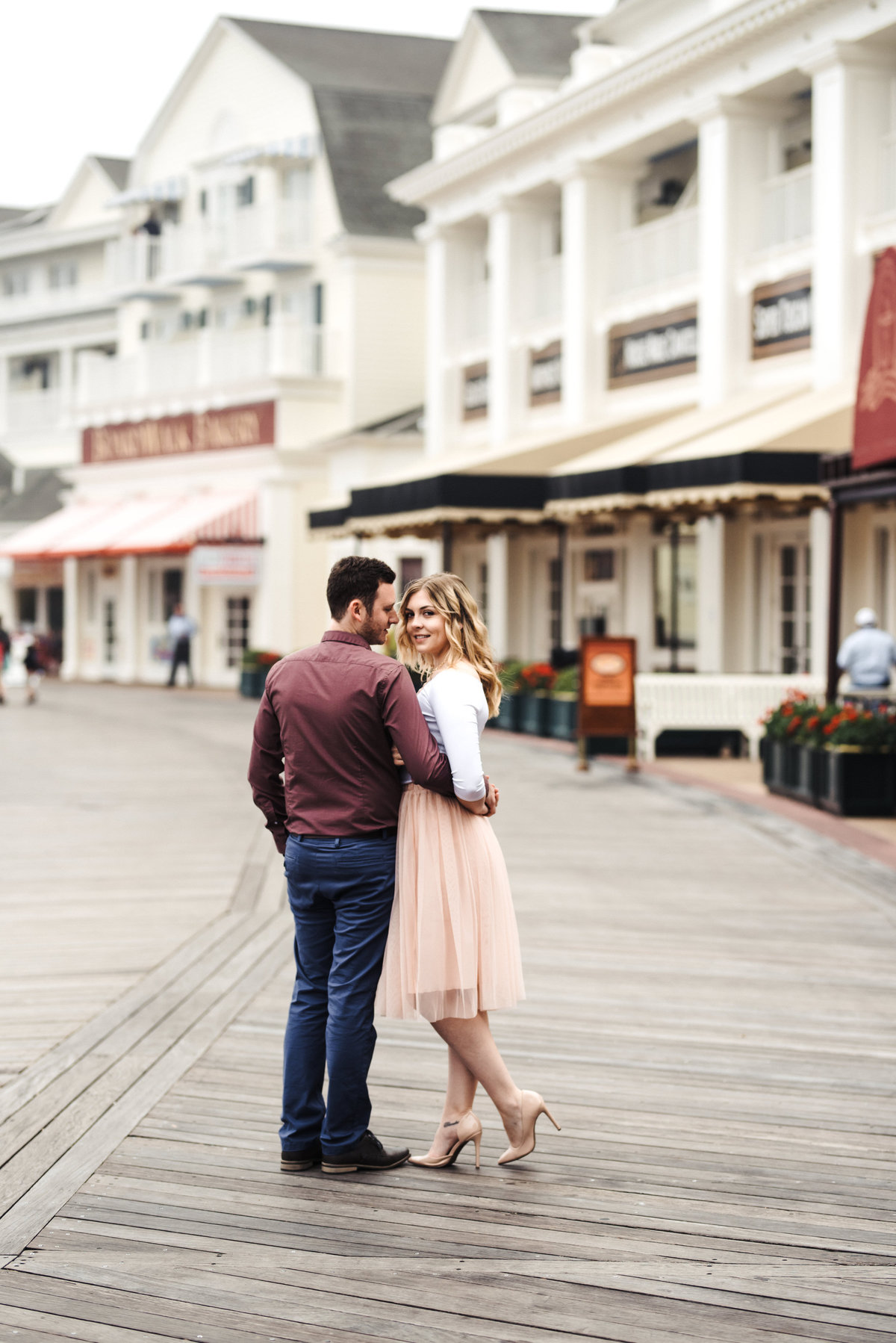 Ally & Brett's Disney Engagement Session (56 of 243)