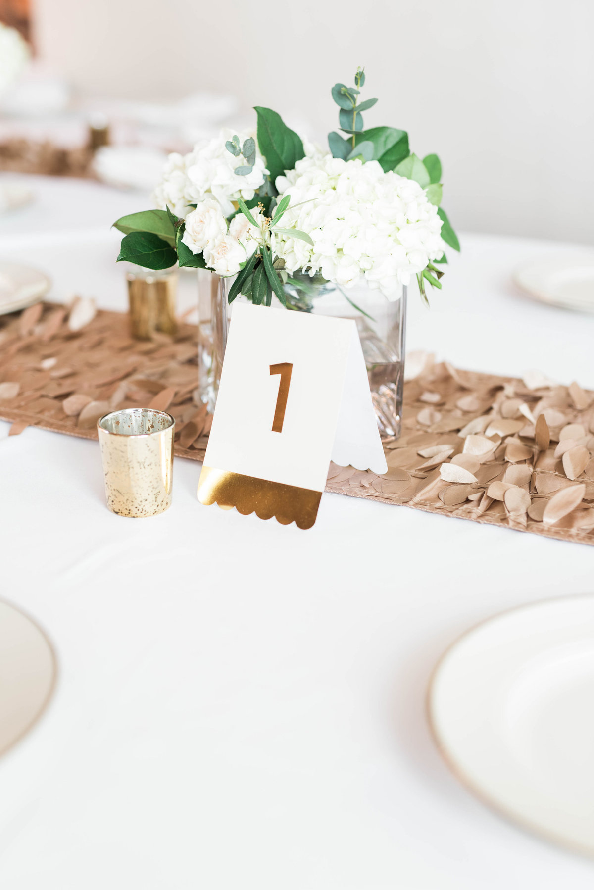Table setting Number 1