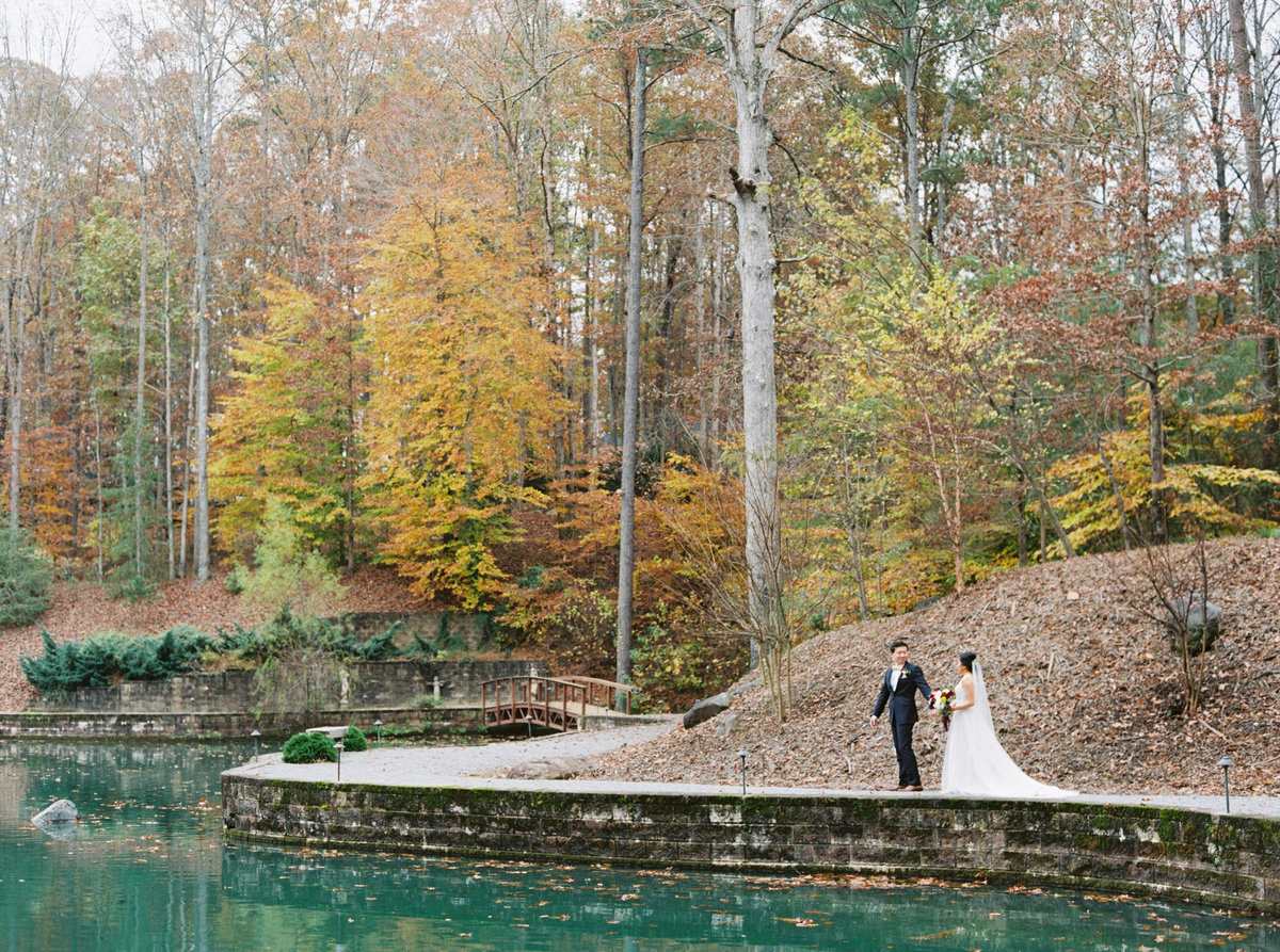 Helena + Sunny Rocky's Lake Estate Wedding - Cassie Valente Photography 0125