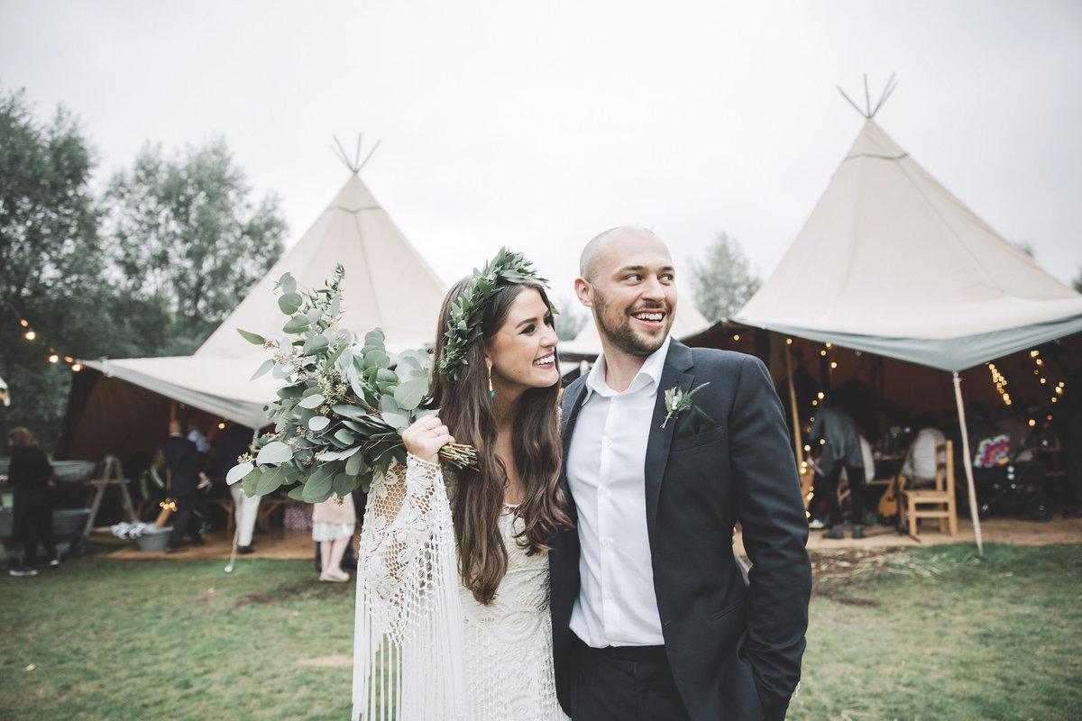 KINFOLK BOHEMIAN RUSTIC WEDDING