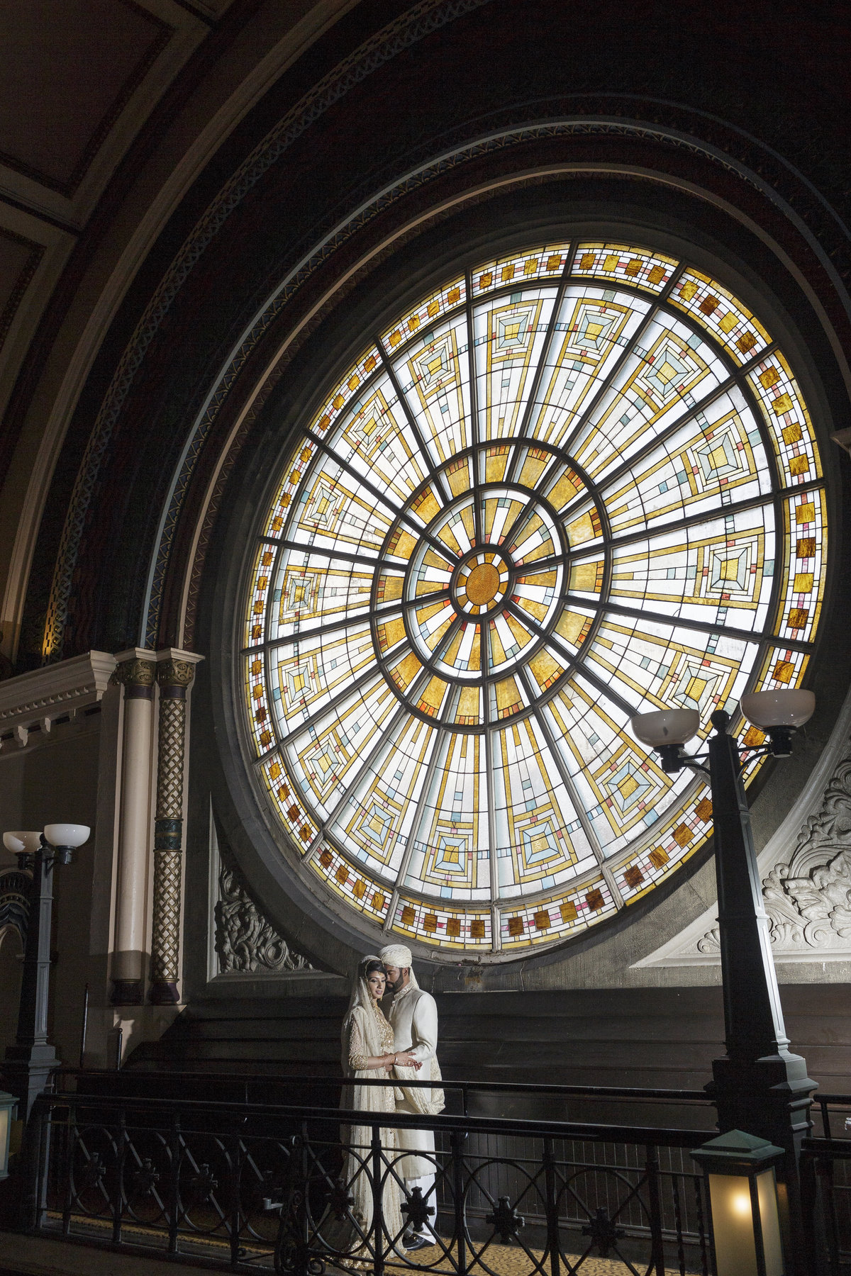 Indianapolis Union Station Wedding