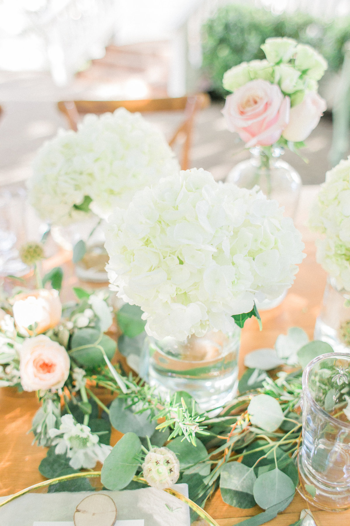 Petals by Cary Rustic Table Florals
