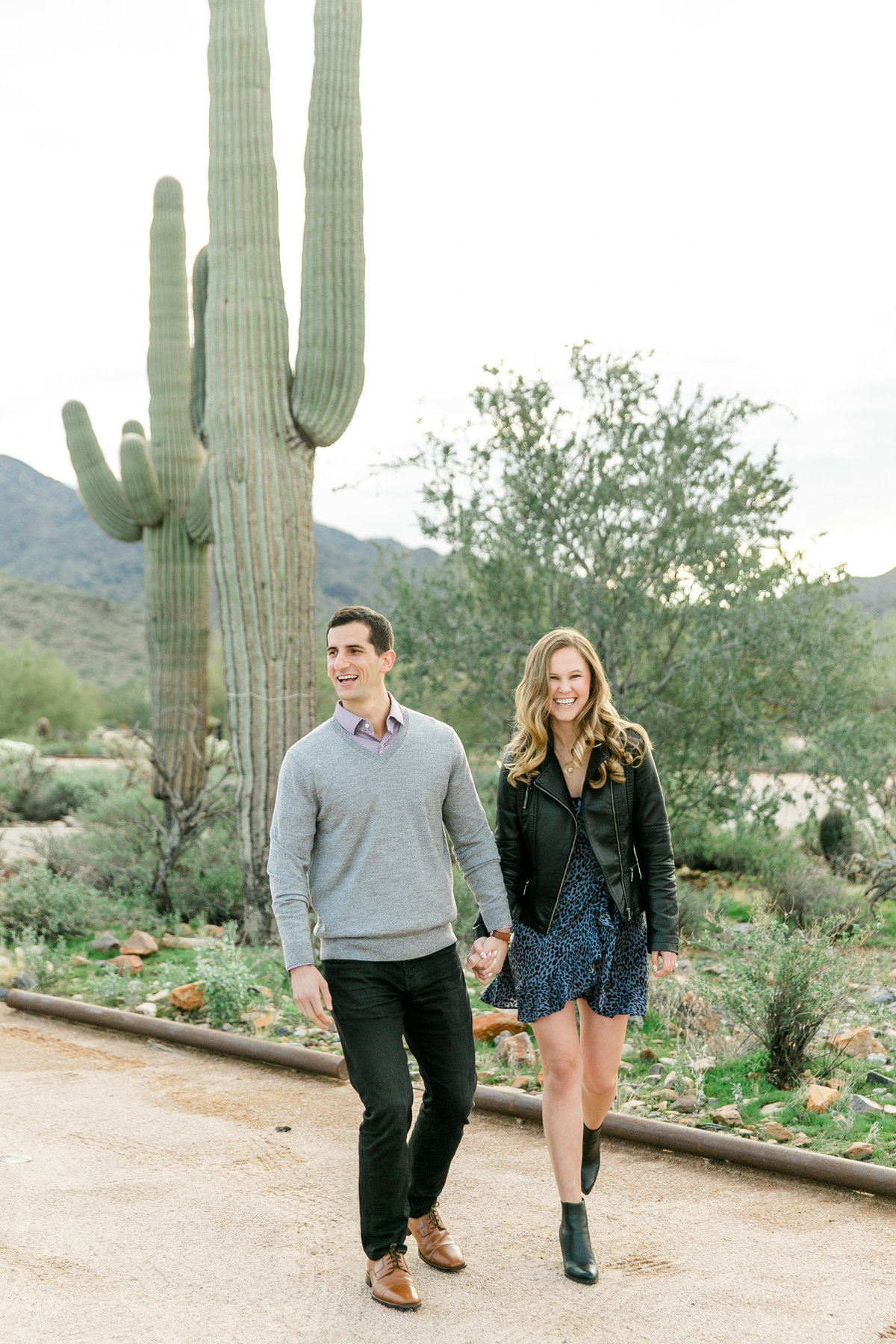 Karlie Colleen Photography - Katherine & Mike Arizona Engagement session- Andaz Wedding-69