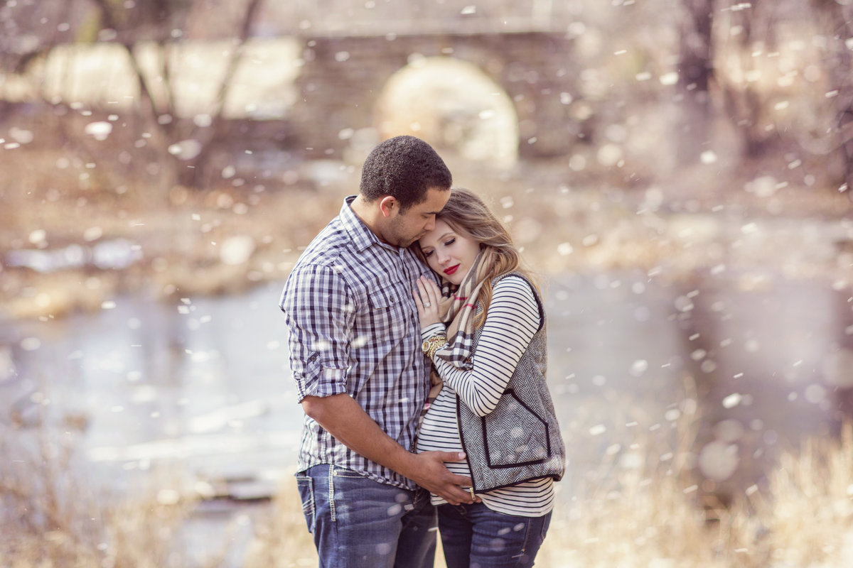 maternity photos in Wichita