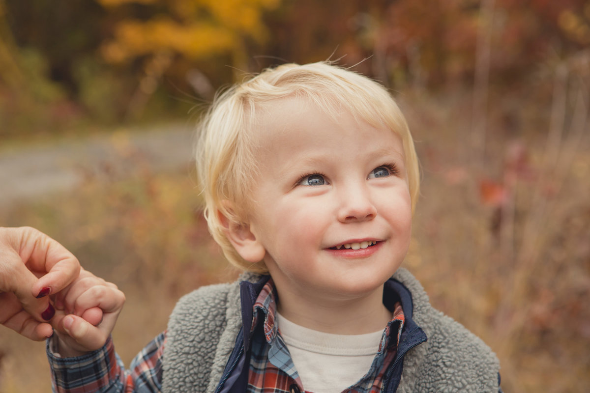 Outdoor children's photography by Hudson Valley NY kids and family photographer