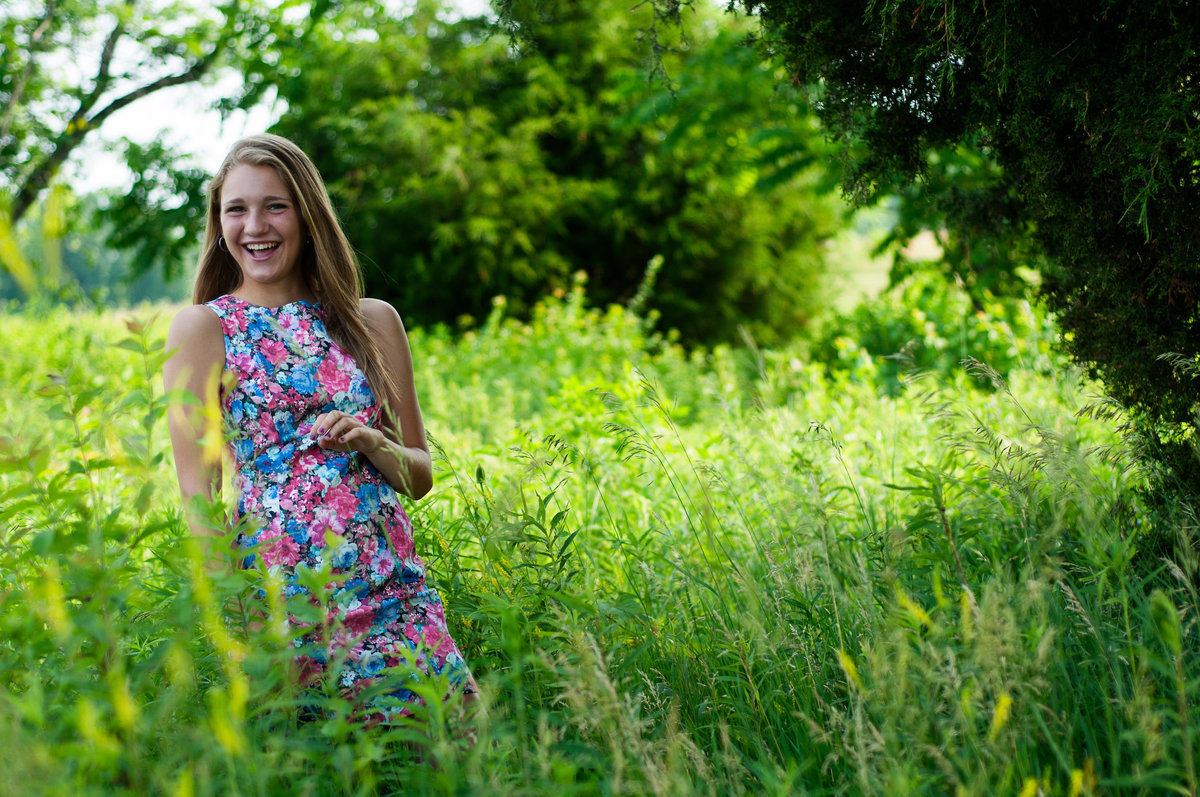 Senior Photographer in Centerville Ohio