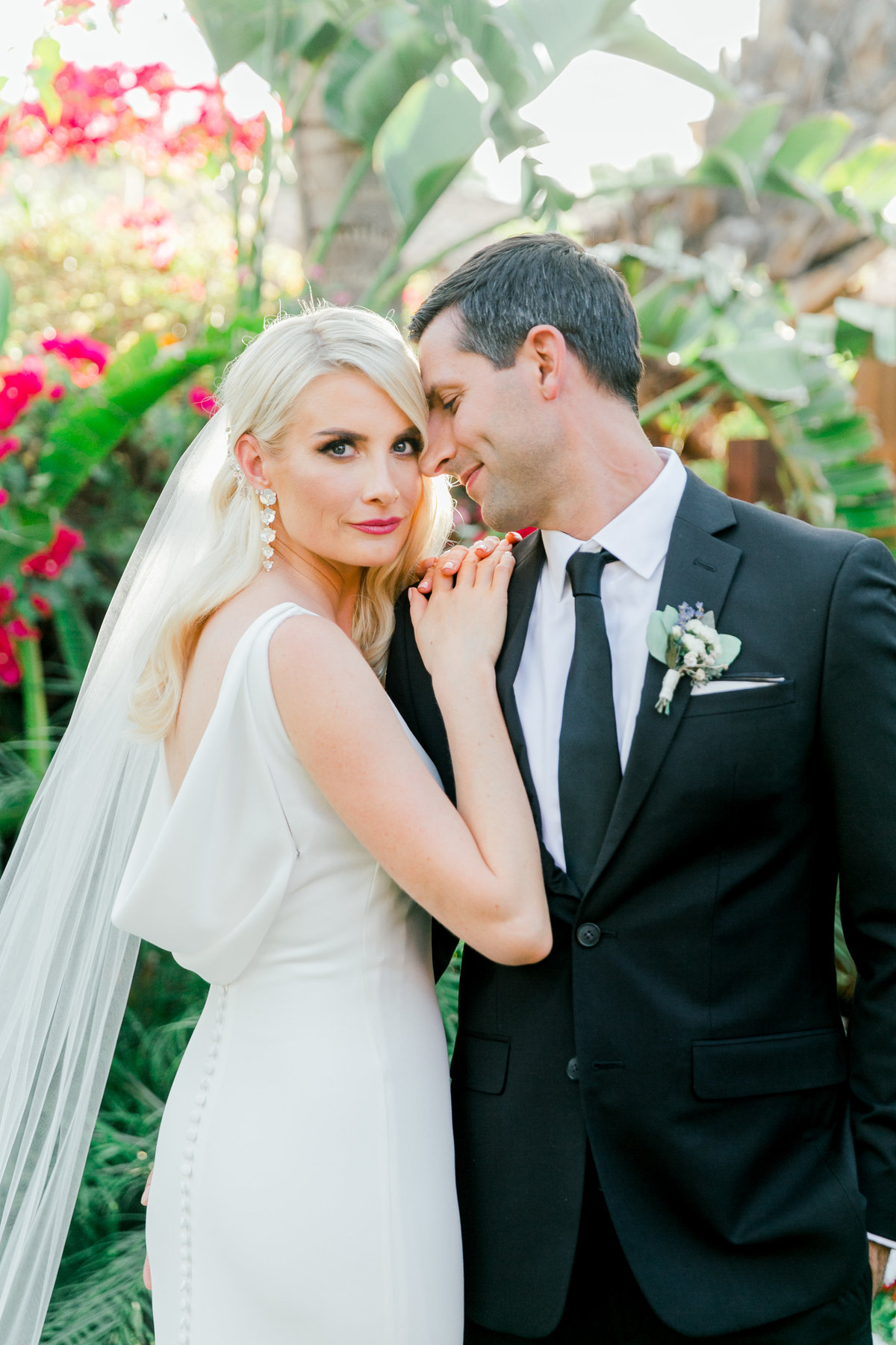 Karlie Colleen Photography - Arizona Wedding - Royal Palms Resort- Alex & Alex-132