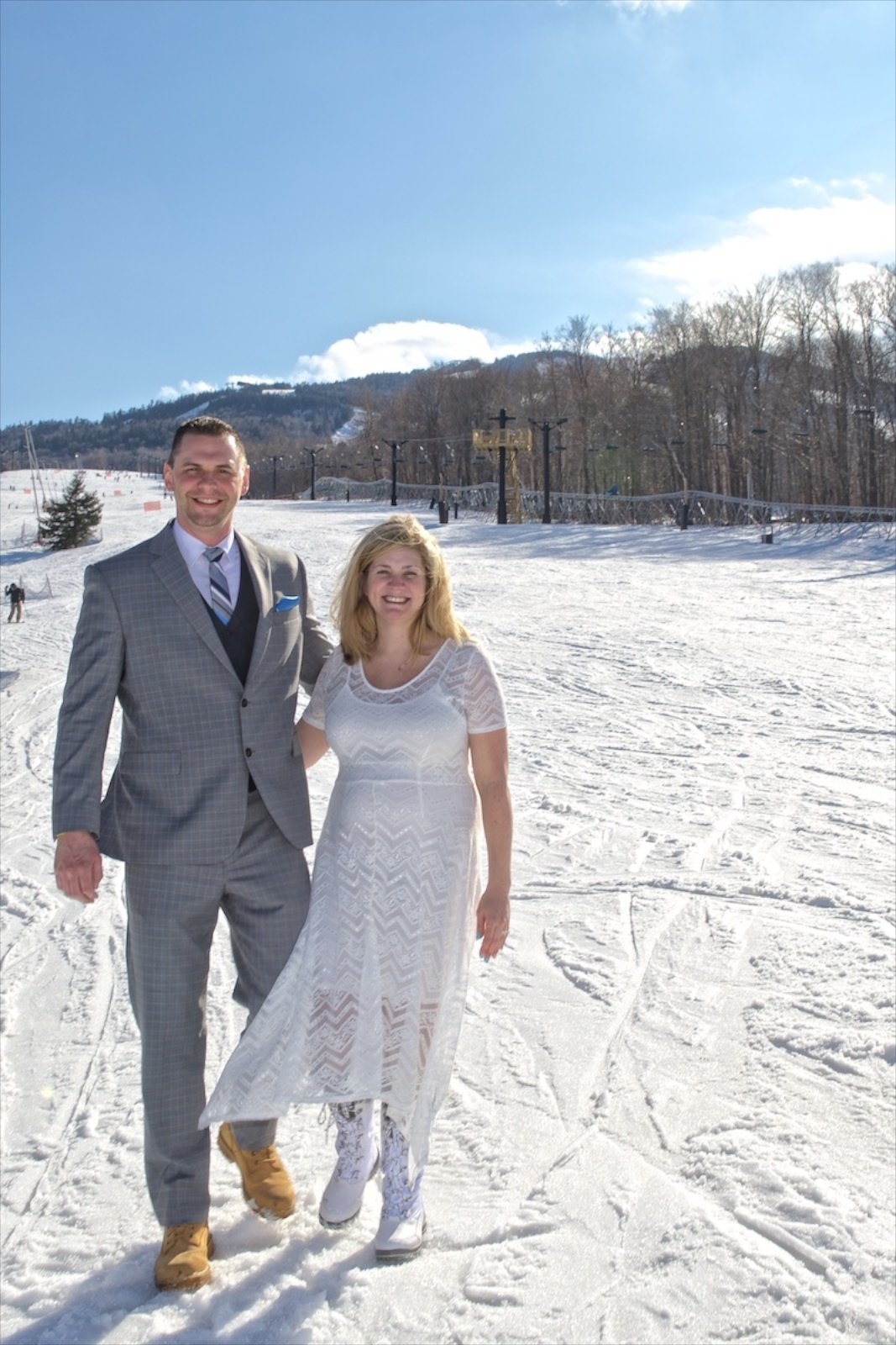 Killington Vermont wedding photographer for elopement 1