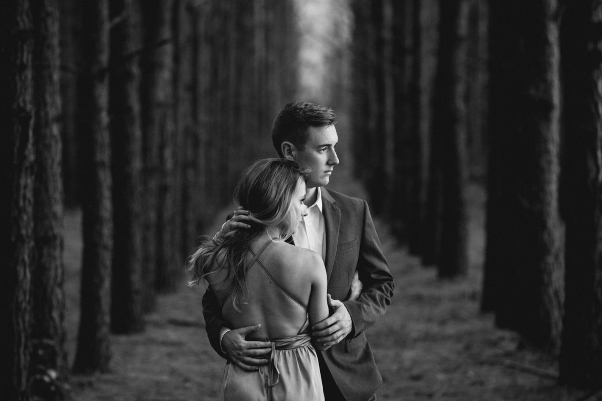 Themed Charlotte engagement Photos 73