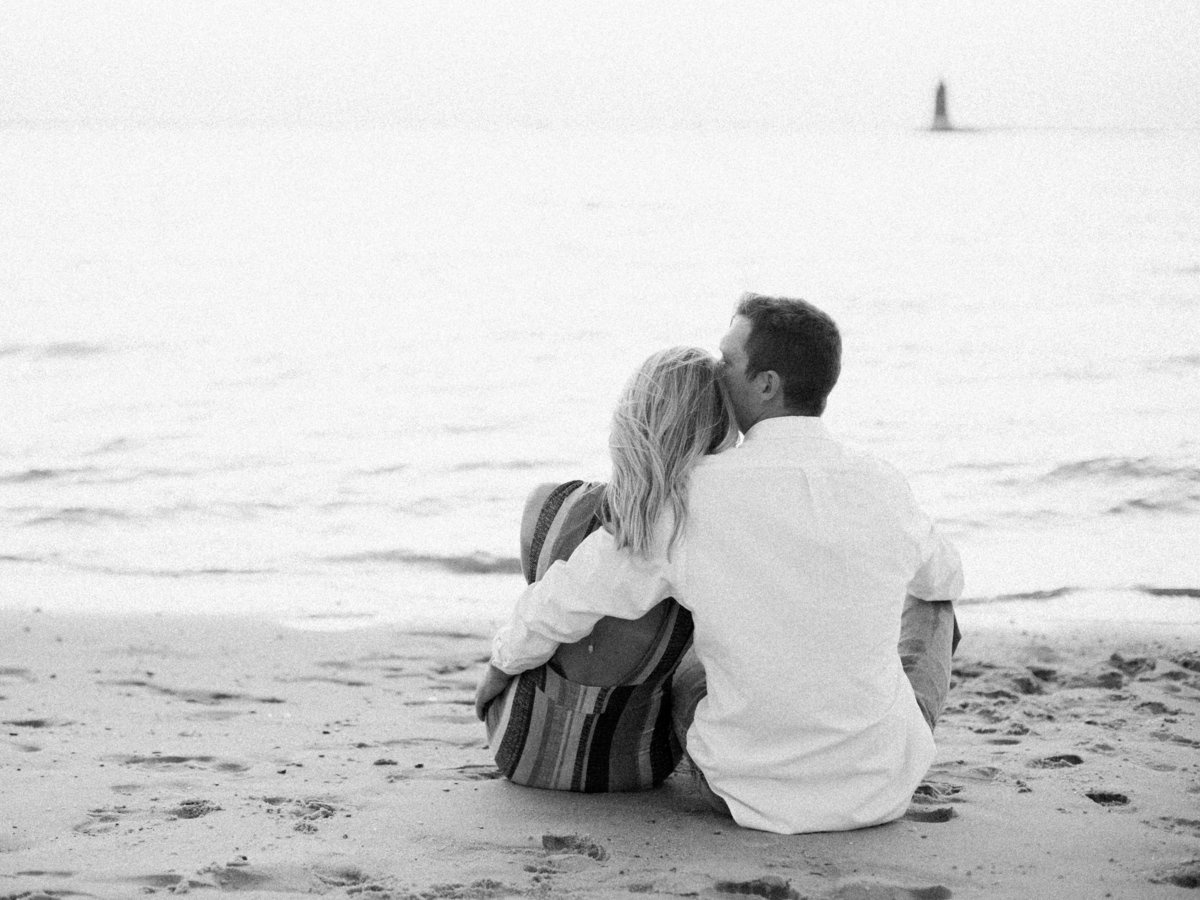 cape henlopen engagement photos3