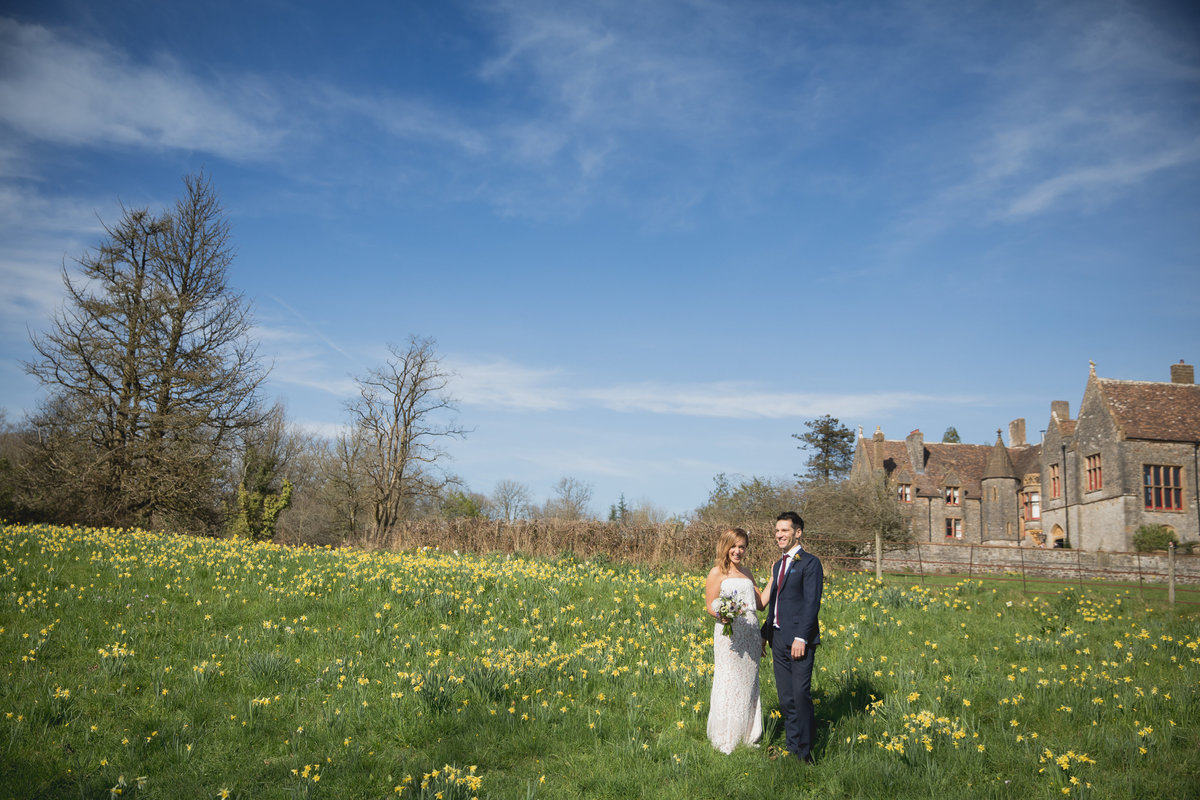 huntsham court spring wedding devon-1